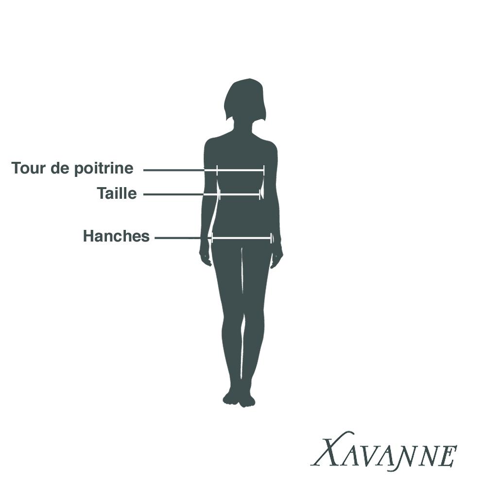 Mesure Taille Xavanne - le guide