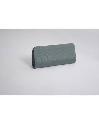 Pochette gris anthracite