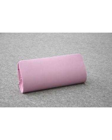 Sac pochette rose foncée